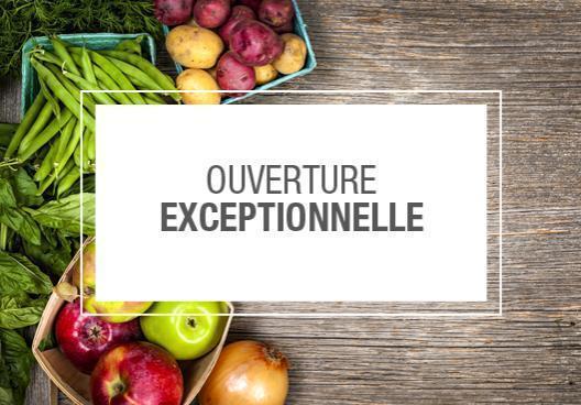 Ouverture exceptionnelle l auberge du laurier - Castorama ouverture exceptionnelle ...