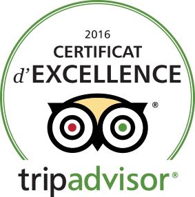Logo Excellence Tripadvisor